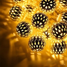 Moroccan style 20 LED String Lights