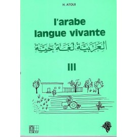 L'arabe langue vivante T3